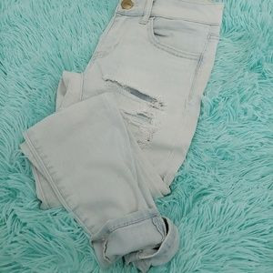AEO 2S Super Low Rise Jegging